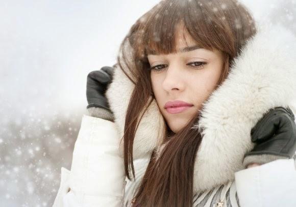 صورة إهتمى بشعرك فى موسم الشتاء