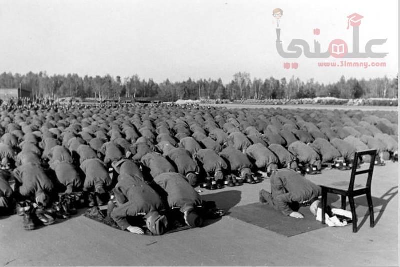 Photo of معلومة غريبة هتلر كان معاه جيوش مسلمين خش واعرف ؟