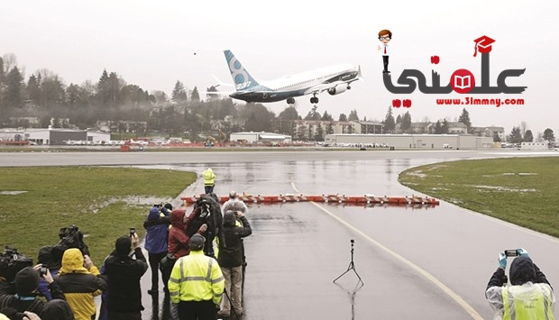 """صورة اميركا تسمح لشركة """"بوينغ العالمية لصناعة الطائرات بالتعاقد مع شركة طيران ايرانية"""