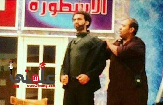 Photo of صور جديدة للفنان على ربيع وهوة بيقلد رفاعى الدسوقى كوايس مسرح مصر